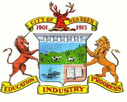 City of Red Deer Crest