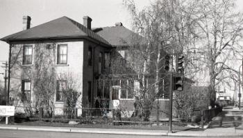 Red Deer Archives, N3391; Parsons House, 1978