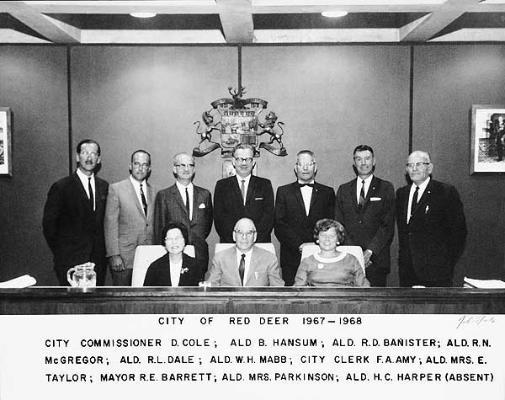City Council photo - 1967-1968