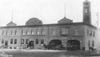 Original City Hall and Firehall