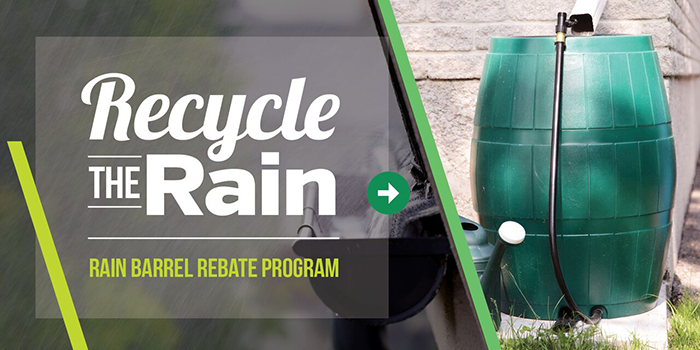 Recycle the Rain campaign image