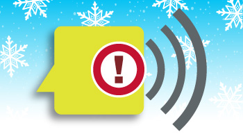 If you would like to sign up to receive snow zone clearing alerts, please click here