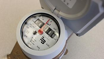 Image of a water meter