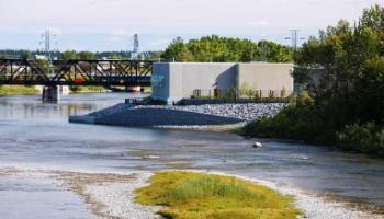 Water Treatment Plant from River