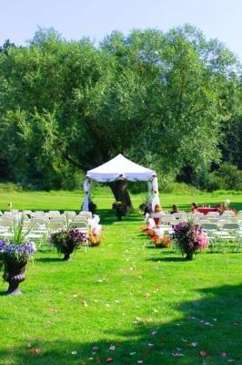 Barrett Park - wedding isle