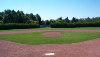 Great Chief Park - Fastball 1 field from stands