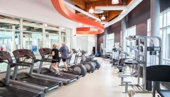 GH Dawe Exercise Room - Fitness Centre