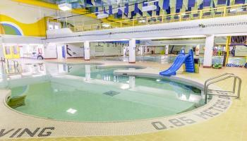 Michener Aquatic Centre Warm Pool