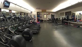 Recreation Centre - exercise room